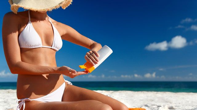 Vplivi prevelike količine sončnih žarkov in ustrezna UV zaščita medilase prikazna slika